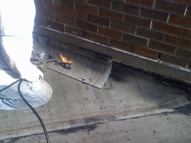 Modified Bitumen Roofing Systems - Dryspace, Cedar Rapids, IA