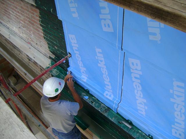 Air Barriers Dryspace Inc